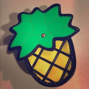 Pineapple Cross Body Bag from Nasty Gal